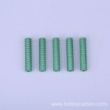 Metal Aluminium Alloy Standoffs Knurled Button Spacers Uhlobo