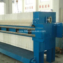 Red Mud Hydraulic Cast Iron Filter Press