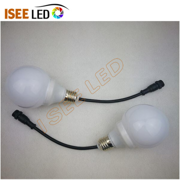 DMX 3D LED Bulb Light 0.72W Pixel