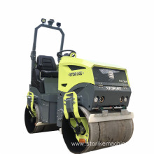 Small Hydraulic Double Drum Vibratory Road Roller