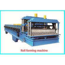 Color Steel Glazed Tile Rolling Machine