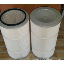 Excellent quality for Pleated Filters Polyester Fiber Air  Filters export to Jamaica Exporter