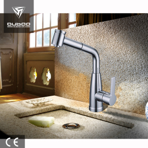 Single Hole Counter Top Kitchen Faucet
