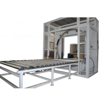 Popular sale wood panel wrapping machine