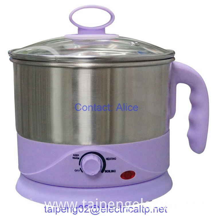 1.2L Electric Noodles Cooker