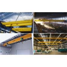 Good Quality for Rubber Tyre Gantry Crane 35 ton Double Girder Gantry Crane export to Switzerland Manufacturer