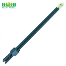 ISO& CE steel metal t bar fence post