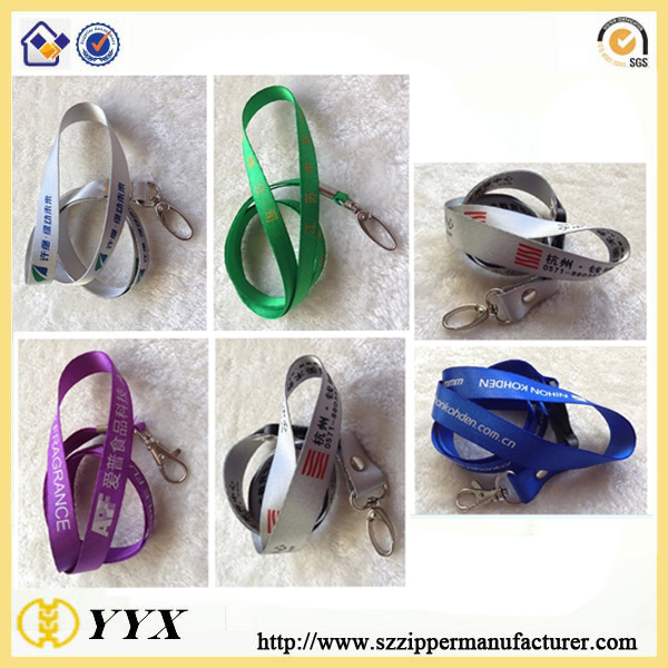 Heat Transfer Lanyard