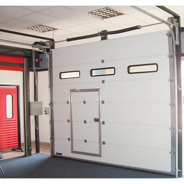 Automatic Overhead Sectional Doors