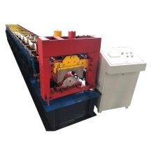 Color Coated Steel Sheet Ridge Cap Making Machine