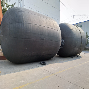 Sling Type Rubber Fender / Pneumatic Rubber Fenders for Ship