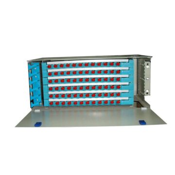 144 Port 4u Fiber Box Distribution Termination Panel