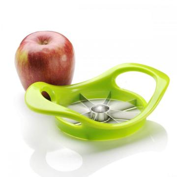 stainless steel fruit apple corer slicer cutter