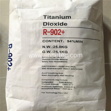 Rutile grade Titanium Dioxide for plastic products