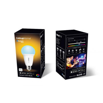 Smart APP Controlled LED RGB Light Bulb
