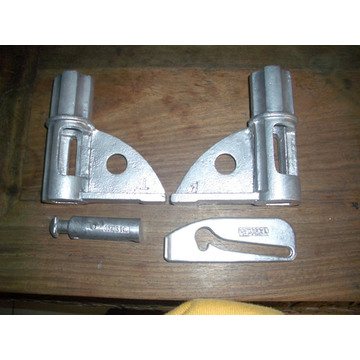 Custom Aluminium Die Casting With Cnc Machining