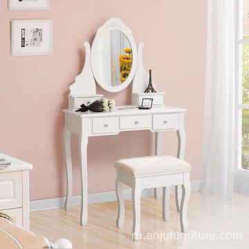 modern bedroom simple vanity dressing table
