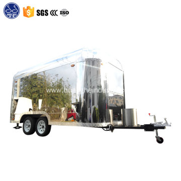 Hamburger Trailers For Sale