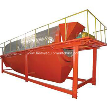 Rotary Trommel Screen For Quartz Sand Processing Plant