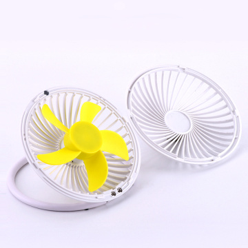 Detachable Desk Table Portable Rechargeable Mini Fan
