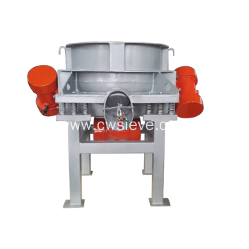 Wear-resistant round polishing machine for ore grinding