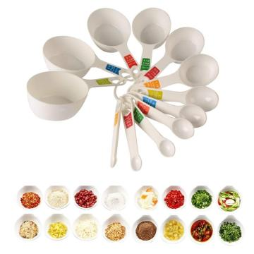 14PCS Measuring Cups And Spoon Set