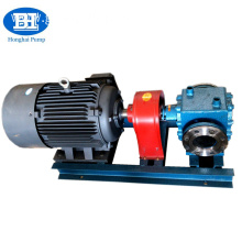 High temperature asphalt emulsion gear pump