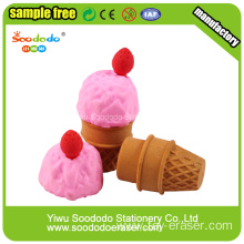 Ice-Cream Cone Shaped Eraser,Eraser Promotion Toy Stationery