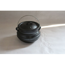 South Africa Belly-shaped Potjie