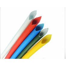 Flexibility Silicone Coated Braided Fiberglass Sleeves