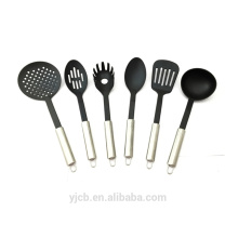 Popular Nylon Cutlery Utensils Set with SS Handle