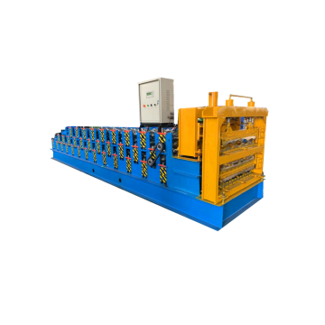Three Layers Roof Roll Forming Machine