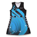100% Polyester Sublimation Printed Netball Dress