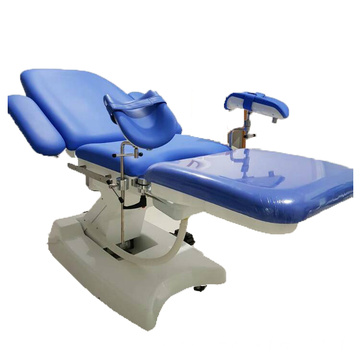 CE FDA Approved Multi-Purpose Electric Gynecological Bed