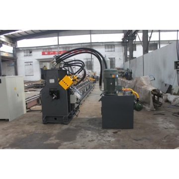 Hydraulic Flat Bar Cutting Machine