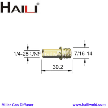 Miller Gas Diffuser 146425 for GA21C
