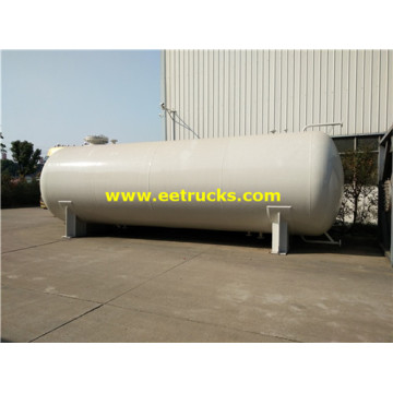 Horizontal 50m3 25ton LPG Storage Tanks