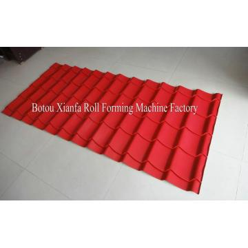 Automatic Roofing Sheet Glazed Tile Roll Forming Machine