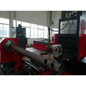 5 Axis CNC Pipe Profile Cutting Machine