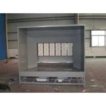 Excellent quality price for China Spray Powder Booth, Powder Coating Spray Booth, Fast Color-Changing Spray Powder Booth, Water Curtain Spray Booth Manufacturer spray powder coating booth supply to Denmark Suppliers