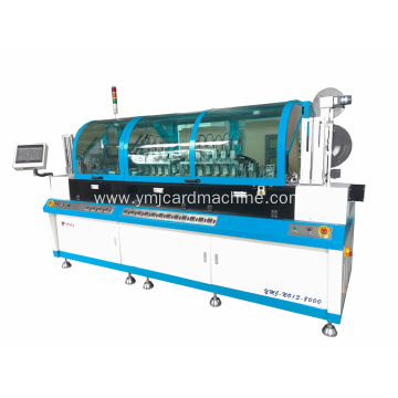 Full Auto Multiple Chips Embedding Machine