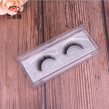 Mink Lashes Conditionnement de cils sur mesure Faux cils