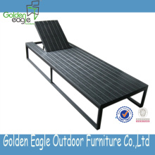 Rattan Outdoor Garden Rattan Beach Lounger