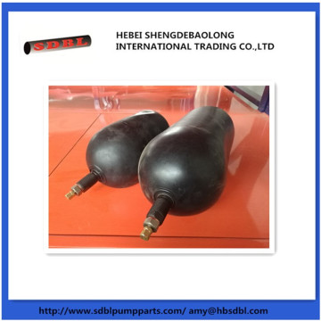 Putzmeister concrete pump rubber bladder