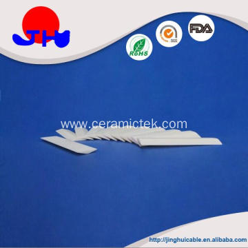 Customized alumina ceramic bar