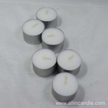 Unscented Tea Lights candle