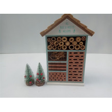 Special for Environment-Friendly Wooden Insect House Outdoor Wooden Insect House Standing export to Madagascar Factory