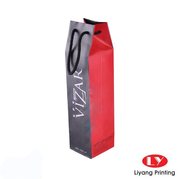 wine bag with handles