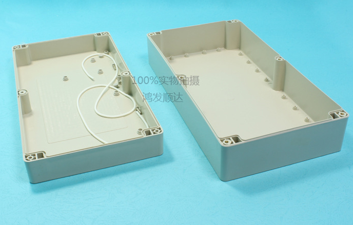 h-128 plastic enclosure