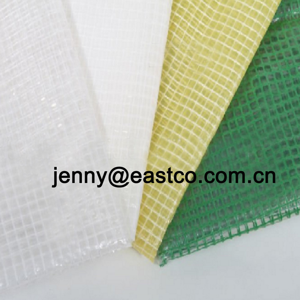 Leno Tarp Scaffold Sheeting Color
